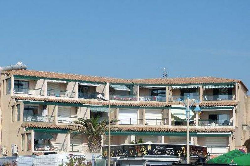 Location de vacances - Appartement à Port-la-Nouvelle