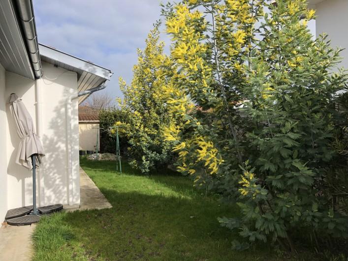 Location de vacances - Villa à La Teste-de-Buch - Chambre Les huîtres