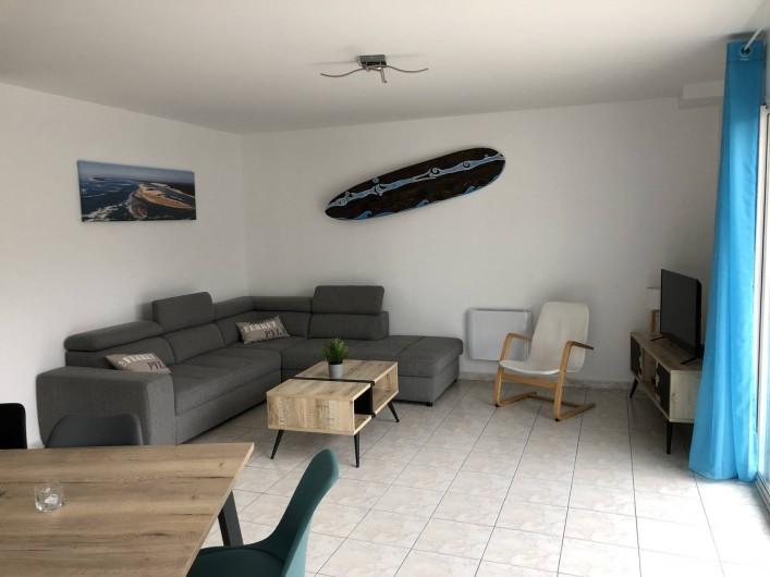 Location de vacances - Villa à La Teste-de-Buch - Vaste salon