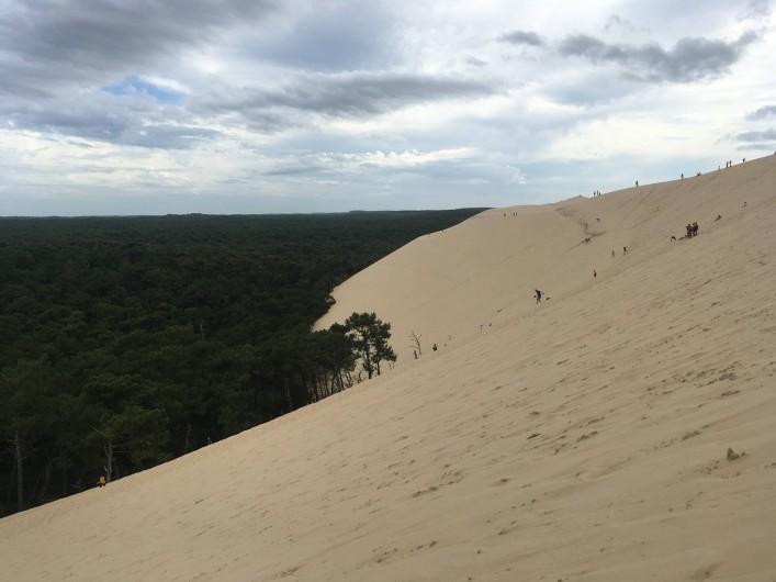 Location de vacances - Villa à La Teste-de-Buch - Dune du Pilat