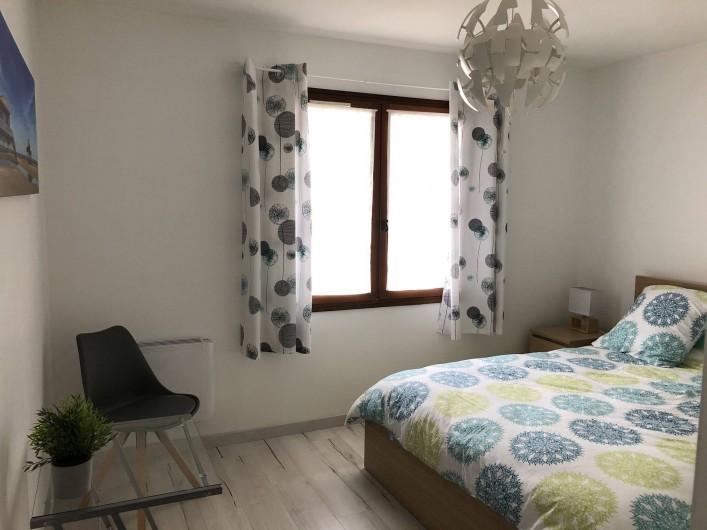 Location de vacances - Villa à La Teste-de-Buch - Chambre Les Cabanes