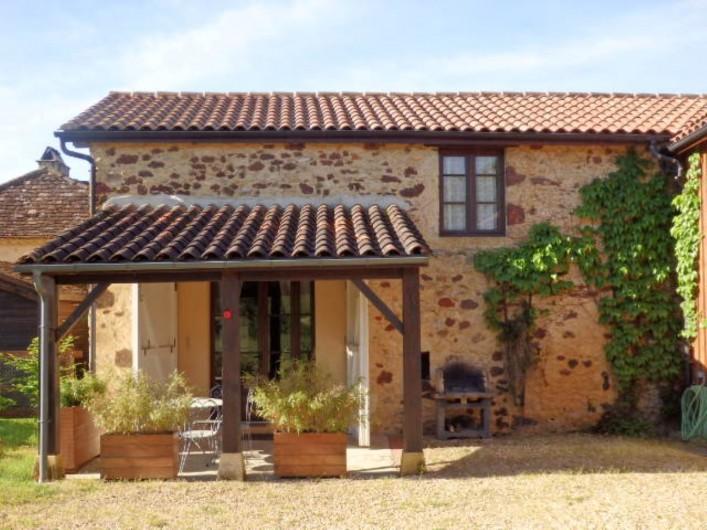 Location de vacances - Gîte à Bouillac - salle de jeux