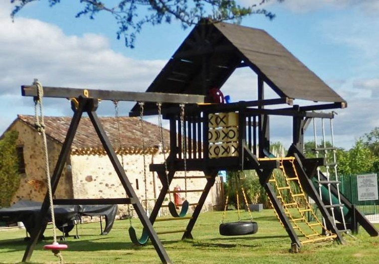 Location de vacances - Gîte à Bouillac - Les jeux pour enfants