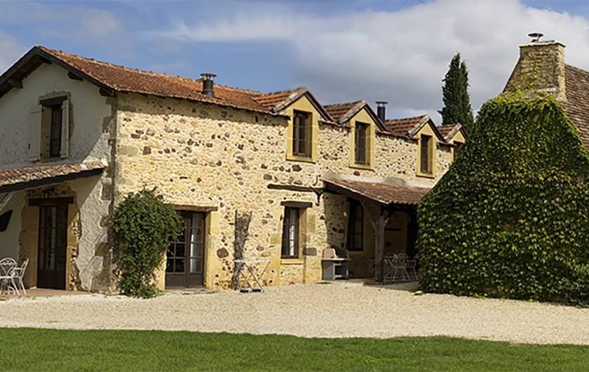 Location de vacances - Gîte à Bouillac - La longère