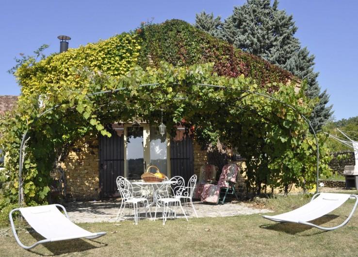 Location de vacances - Gîte à Bouillac - Le gîte de la Vigne