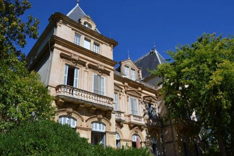 Location de vacances - Maison - Villa à Bessan - Ouest side of the château