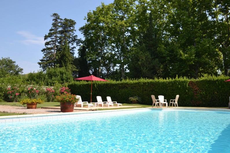 Location de vacances - Maison - Villa à Bessan - Christal clear water