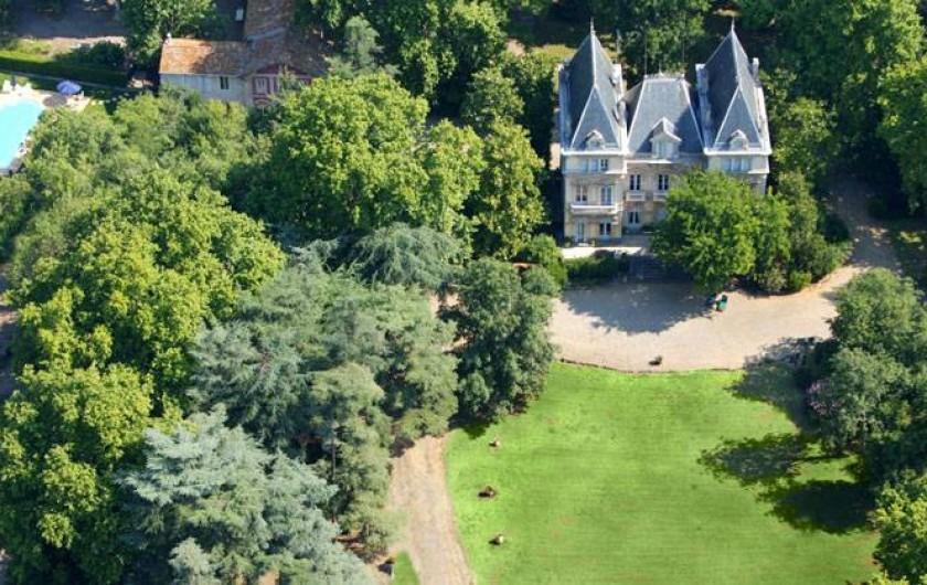 Location de vacances - Maison - Villa à Bessan - aerial view