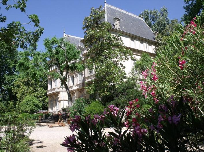 Location de vacances - Maison - Villa à Bessan - East side of the Château