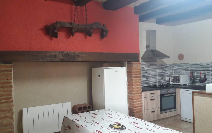 Location de vacances - Gîte à Lisle-sur-Tarn - cuisine