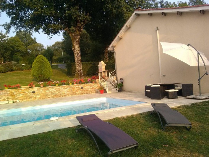 Location de vacances - Gîte à Lunac