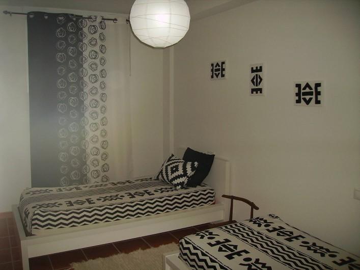 Location de vacances - Maison - Villa à Torrox Costa - Chambre 2 lit 90