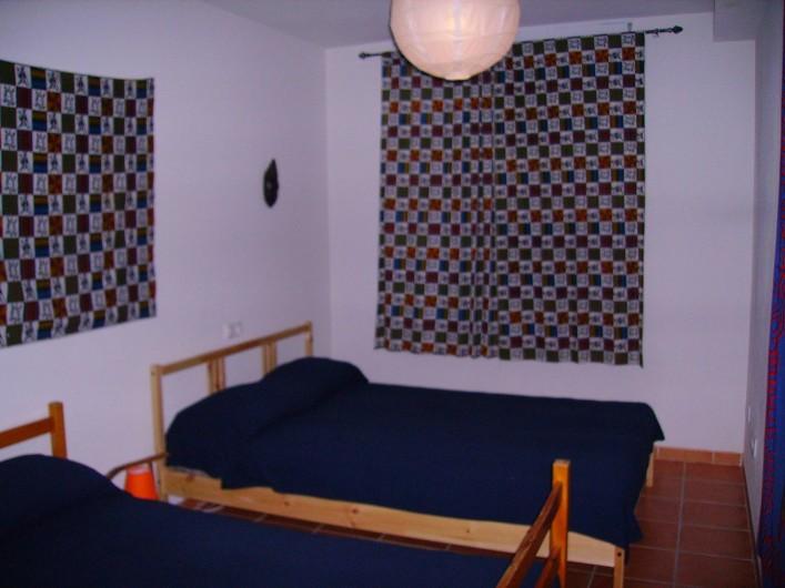 Location de vacances - Maison - Villa à Torrox Costa - Chambre 1 lit 140, 1 lit 90