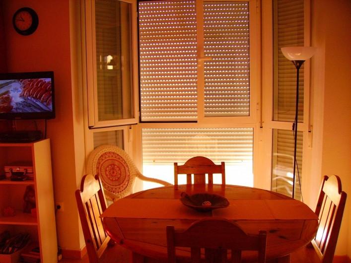 Location de vacances - Maison - Villa à Torrox Costa - Salle à manger