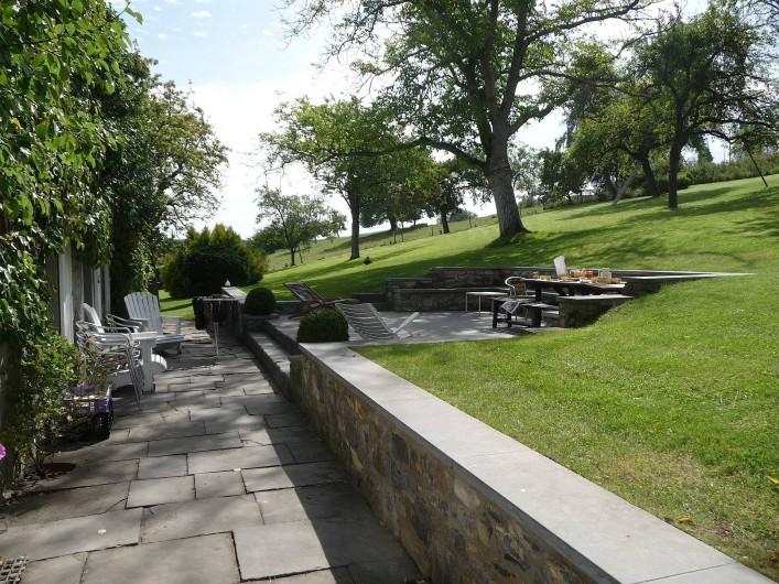 Location de vacances - Maison - Villa à Falaen - jardin