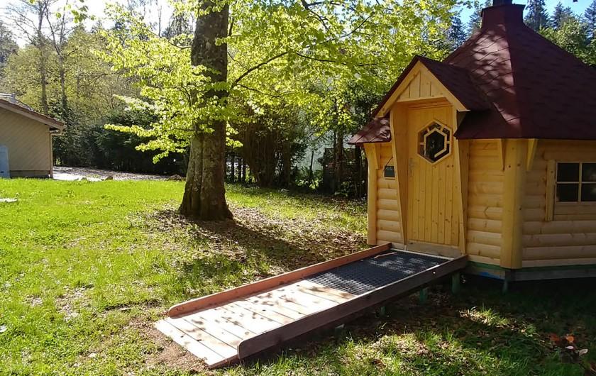 Location de vacances - Chalet à Gérardmer - KOTA GRILL