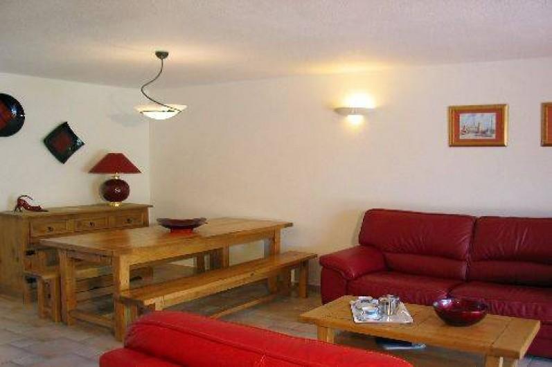 Location de vacances - Appartement à Thuir