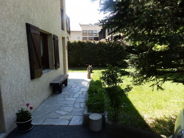 Location de vacances - Appartement à Briançon
