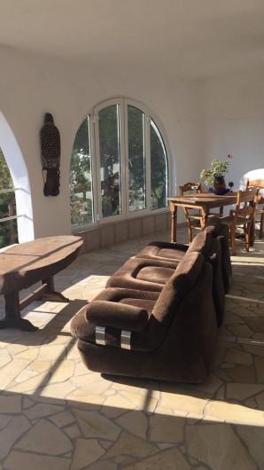 Location de vacances - Villa à Sant Antoni de Portmany - The Terrace