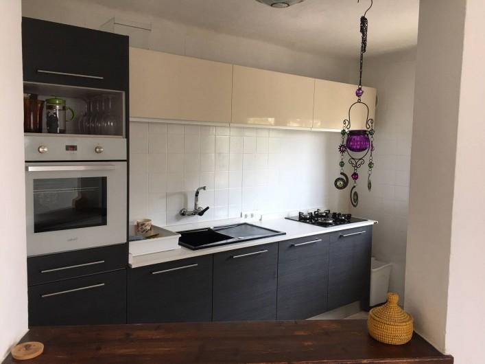 Location de vacances - Villa à Sant Antoni de Portmany - the Kitchen