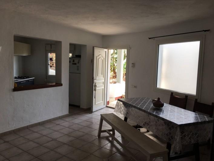 Location de vacances - Villa à Sant Antoni de Portmany - The Dining-Room