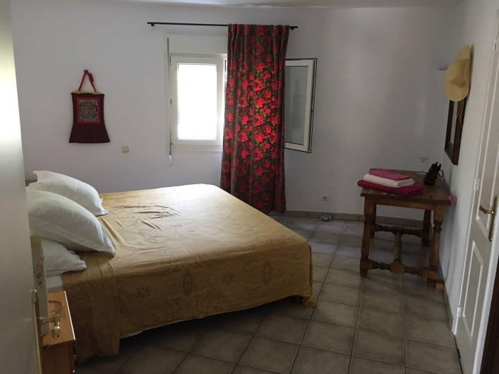 Location de vacances - Villa à Sant Antoni de Portmany - The Bedroom one Double Bed