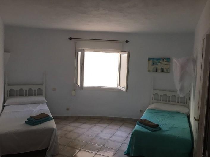 Location de vacances - Villa à Sant Antoni de Portmany - The Bedroom 2