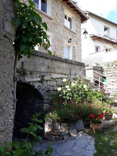 Location de vacances - Gîte à La Cresse - La maison
