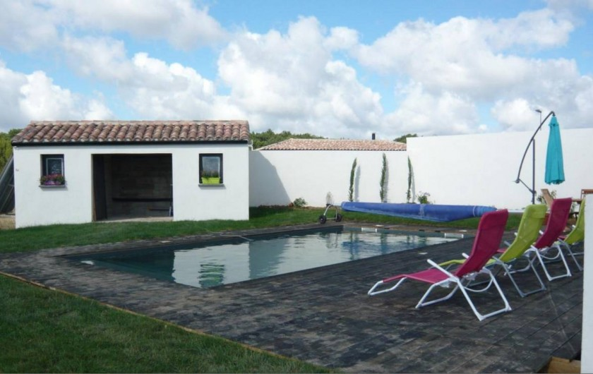 Location de vacances - Gîte à Pennautier