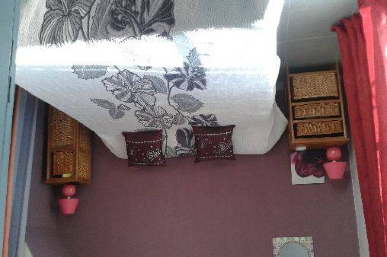 Location de vacances - Appartement à Agde - chambre 1
