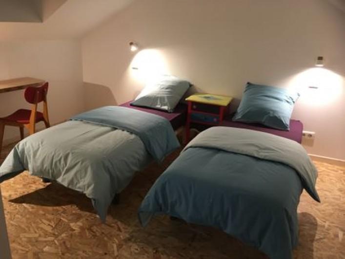 Location de vacances - Gîte à Raon-lès-Leau - Chambre 3