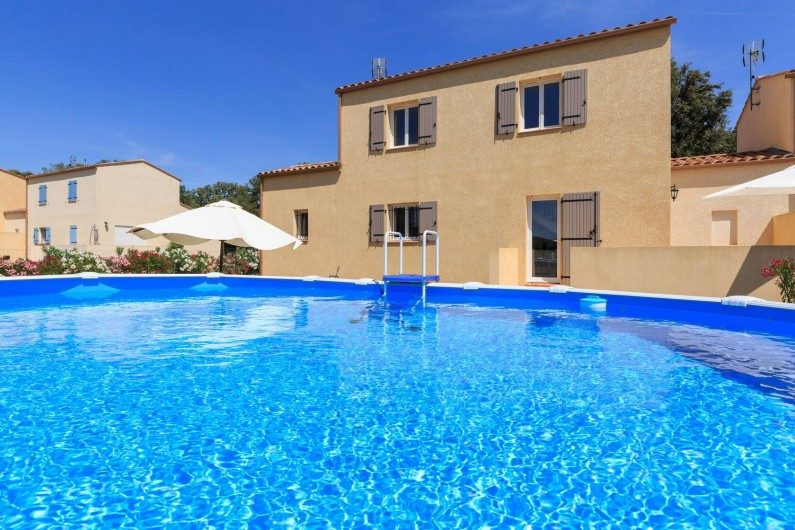 Location de vacances - Villa à Argilliers