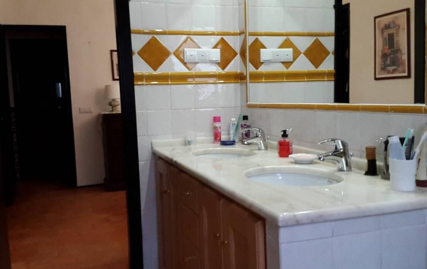 Location de vacances - Villa à Albufeira - Suite Chambre Blanche