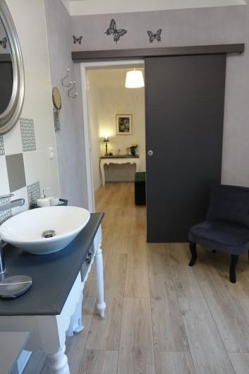 Location de vacances - Maison - Villa à Sarlat-la-Canéda - Chambre Mésange