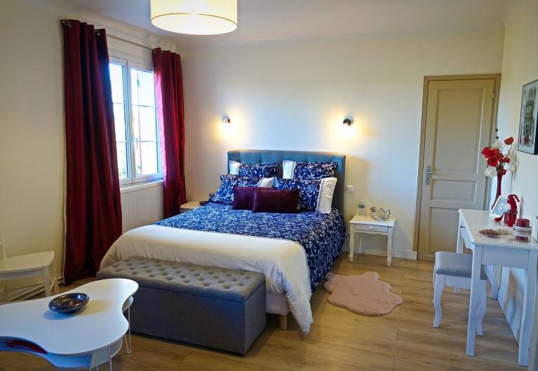 Location de vacances - Maison - Villa à Sarlat-la-Canéda - Chambre Rouge-Gorge