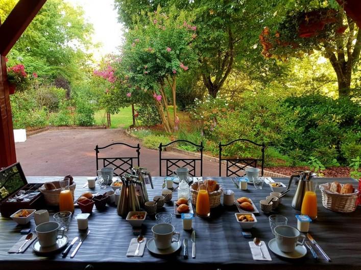 Location de vacances - Maison - Villa à Sarlat-la-Canéda - Petits déjeuners