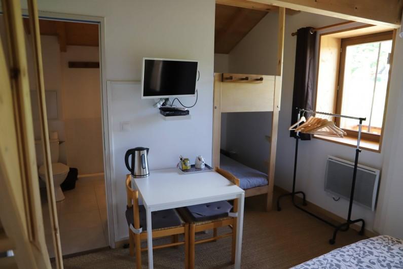 Location de vacances - Chambre d'hôtes à La Féclaz