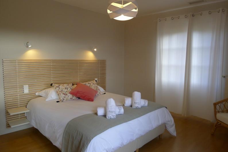 Location de vacances - Gîte à Garrigues - Vert tilleul