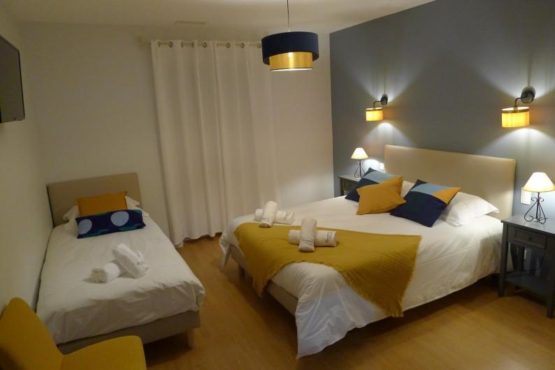 Location de vacances - Gîte à Garrigues - Bleu pastel