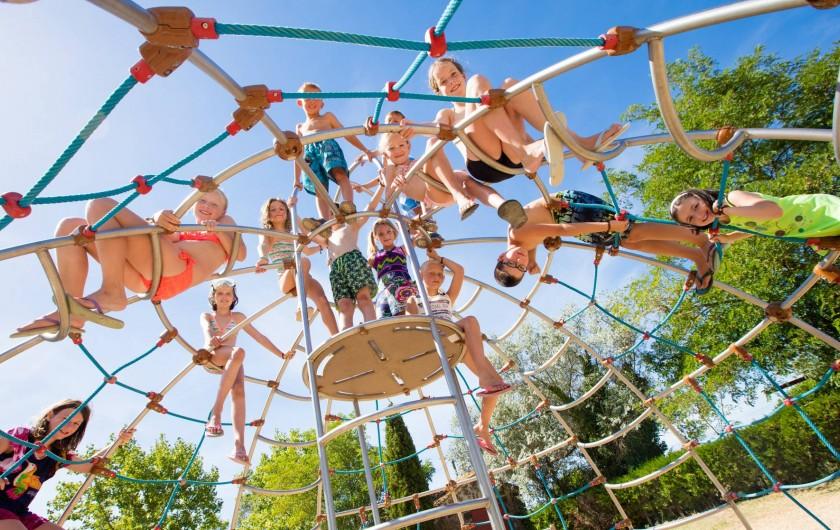 Location de vacances - Bungalow - Mobilhome à Agde - Notre aire de jeu