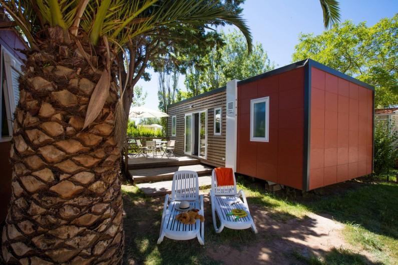 Location de vacances - Bungalow - Mobilhome à Agde - MH 37m²