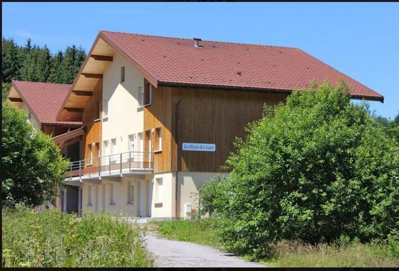 Location de vacances - Appartement à Xonrupt-Longemer