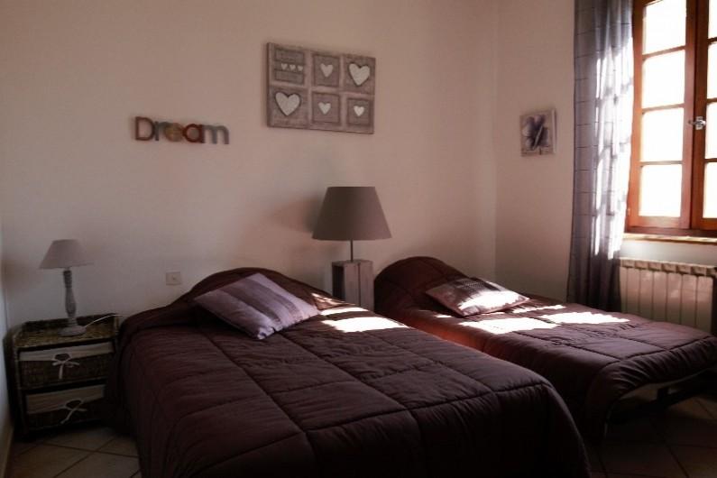 Location de vacances - Appartement à Saint-Gilles - chambre 2