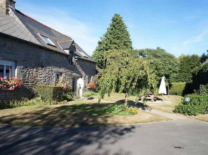 Location de vacances - Gîte à Saint-Gouéno