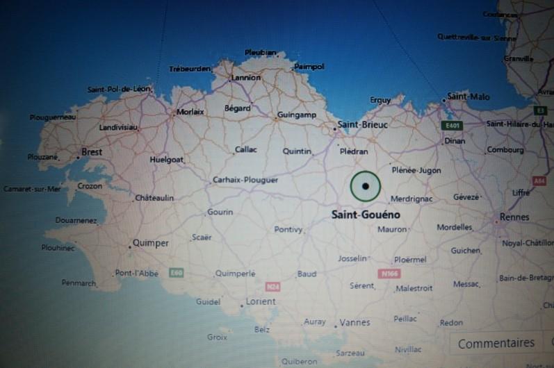 Location de vacances - Gîte à Saint-Gouéno - Saint Gouéno en Bretagne Saint Gouéno in Brittany