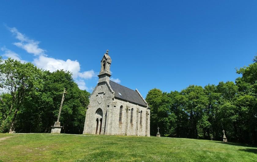 Location de vacances - Gîte à Saint-Gouéno - Notre Chapelle  Notre Dame des 7 Douleurs